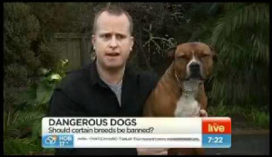 Brad Griggs - Sunrise Live Television Interview 2012